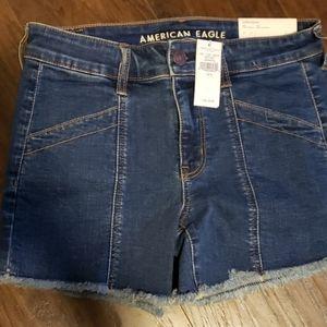New Midi Shorts size 8